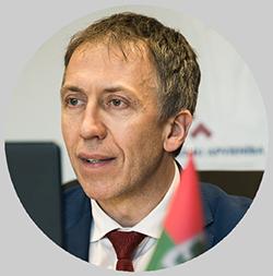 Председатель городской думы Лиепаи Янис Вилнитис