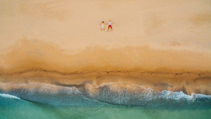 Отпуск. Фото со страницы airBaltic на фейсбук