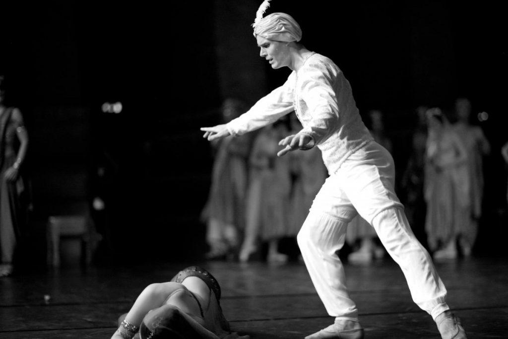 Артур Соколов. Фото: Латвийская национальная опера