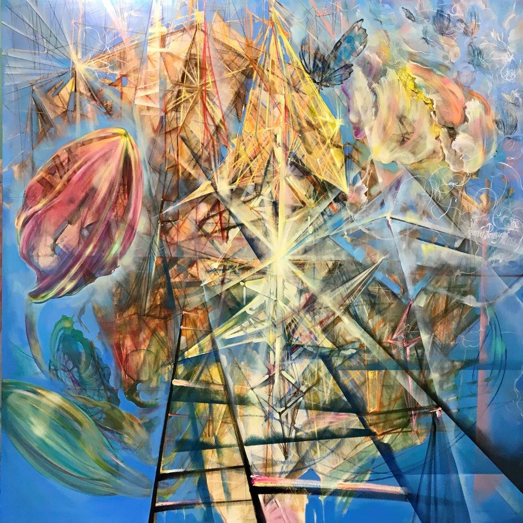 «Лестница в небо» I. Автор: Каринэ Паронянц