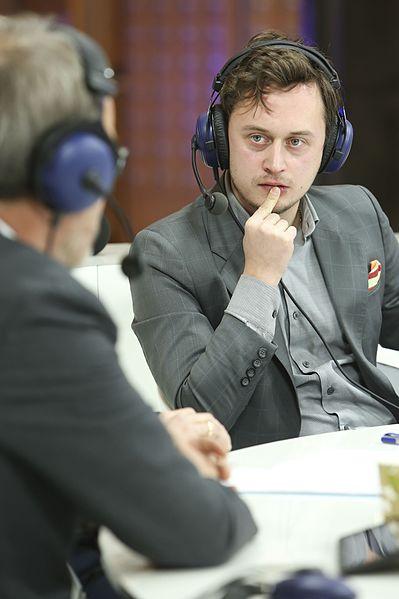 Артём Конохов. Фото: Euranet Plus