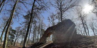 Руины в Гауйиене. Фото: Виктория Трофимова-Гаике