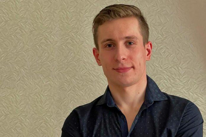 Илья Дрягунов, инфектолог Университетской клинической больницы имени П. Страдыня. Фото из личного архива