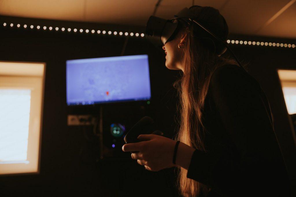 VR-игра в салоне-магазина Arcanum