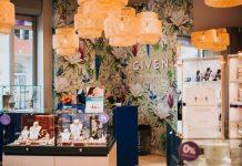 Магазин ювелирных изделий Given by Grenardi в Даугавпилсе. Фото: Ирина Маскаленко