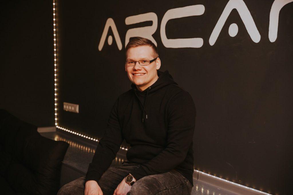 Никита Лапа, владелец магазина-салона Arcanum