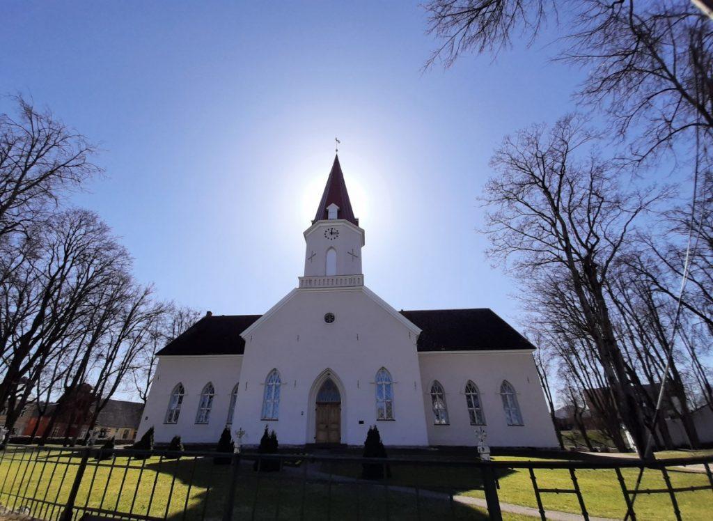 Смилтенская Лютеранская церковь