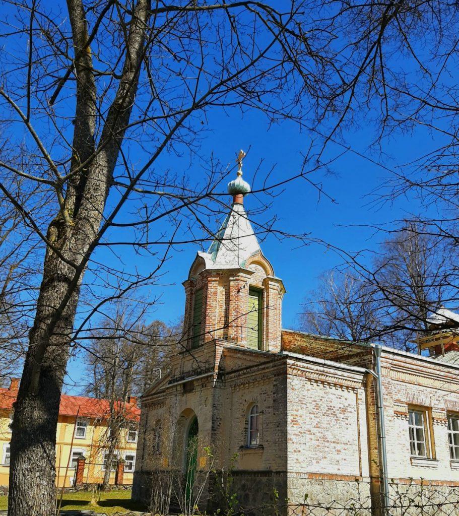 Смилтенская православная церковь Святого Николая. Фото: Виктория Трофимова-Гаике