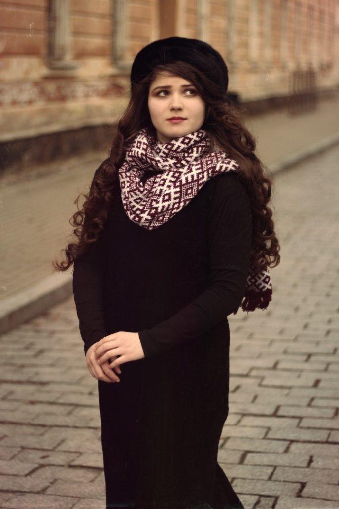 Лина Кузнецова. Фото: Андрей Смирнов