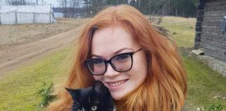 Анастасия Семеней. Фото из личного архива