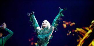 """Саманта Тина на репетиции """"Евровидения - 2021"""". Фото: euroinvision.com"""