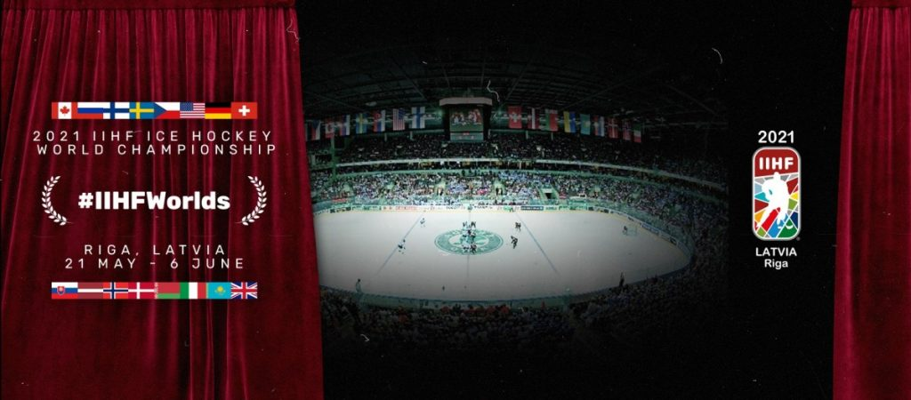 Фото со страницы IIHF на фейсбуке
