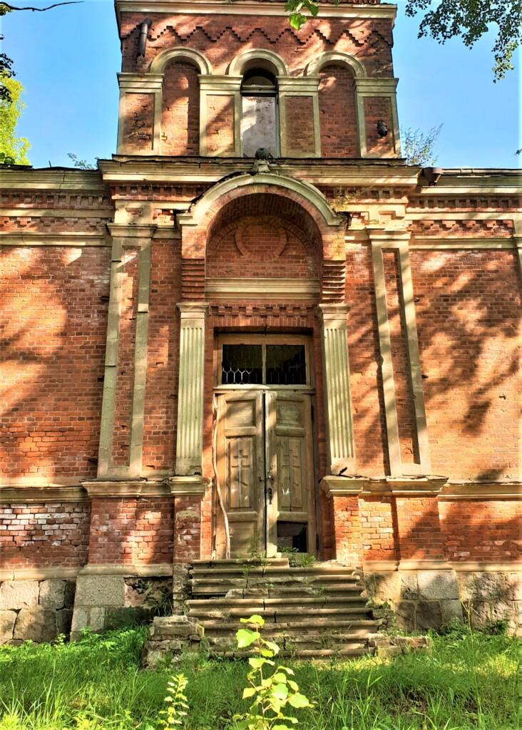 Сунтажская православная церковь. Фото: Ксения Савчук