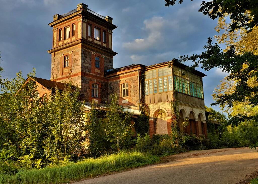 Усадьба Лаздона. Фото: Ксения Савчук