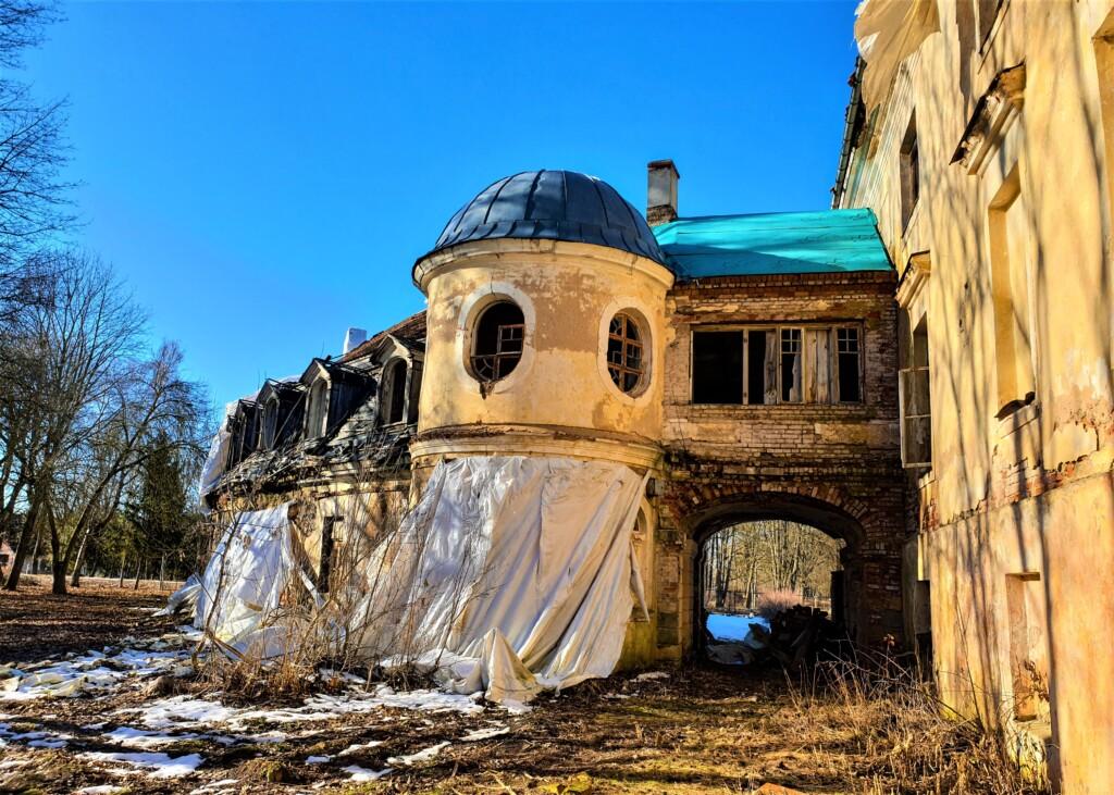 Усадьба Кауцминде. Фото: Ксения Савчук