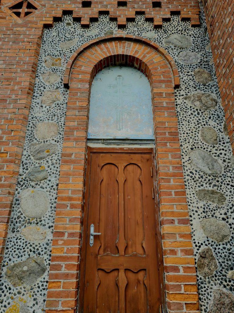 Евангелическая лютеранская церковь на Колке. Фото: Виктория Трофимова-Гаике