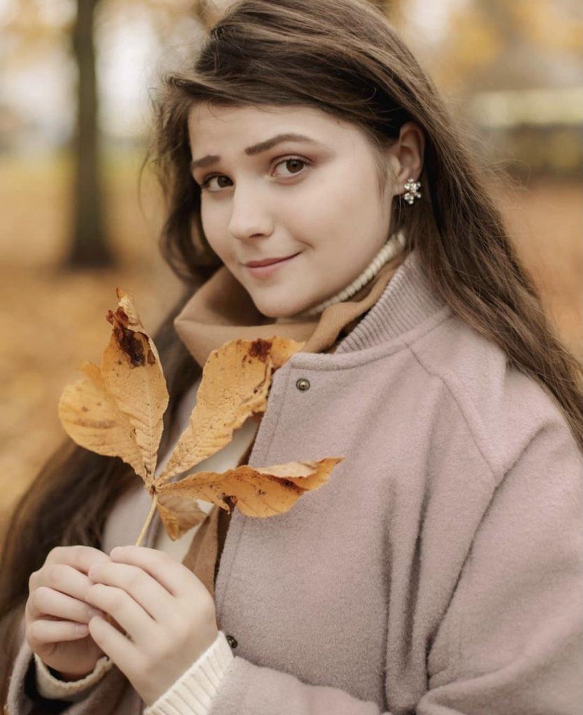 Лина Кузнецова. Фото из личного архива