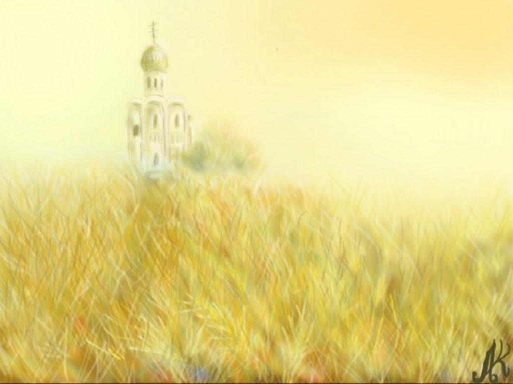 Рисунок Лины Кузнецовой