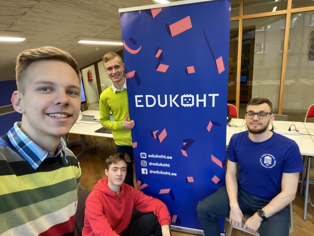 Основатели школы программирования EDUKOHT. Фото из архива Владислава Виртонена