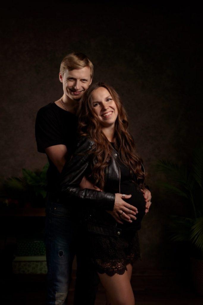 Андрей Заиченко и Лидия Бреска. Фото из семейного архива