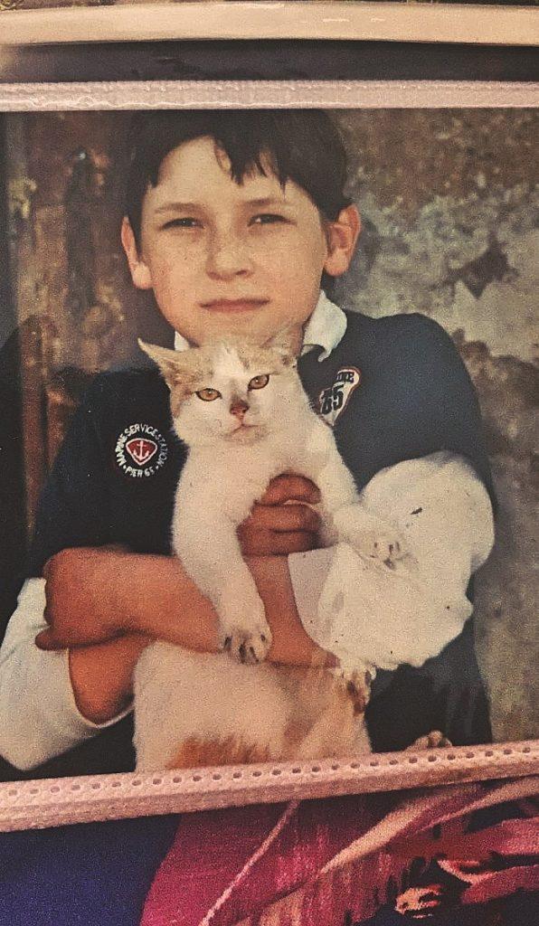 Максим Белов. Фото из личного архива