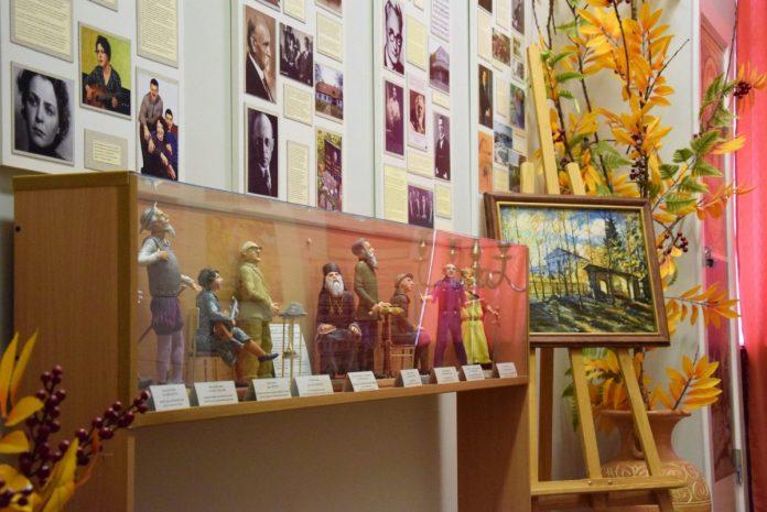 «Сказочная светёлка» в Центре русской культуры в Даугавпилсе. Пресс-фото