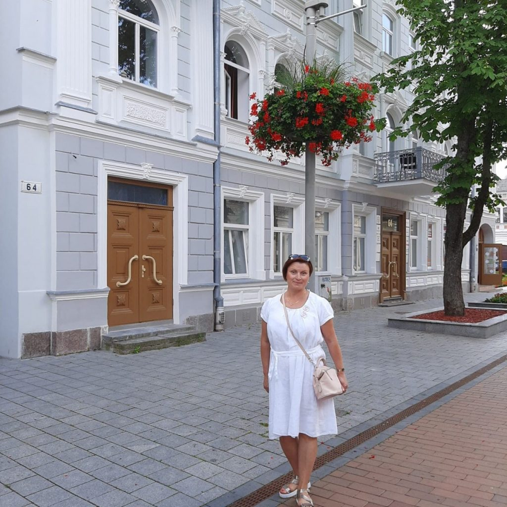 Наталья Братко. Фото из архива героини
