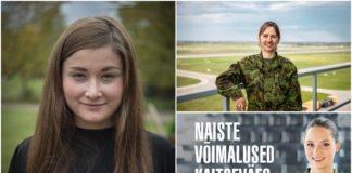Женщины в армии. Фото: Новая газета Балтия