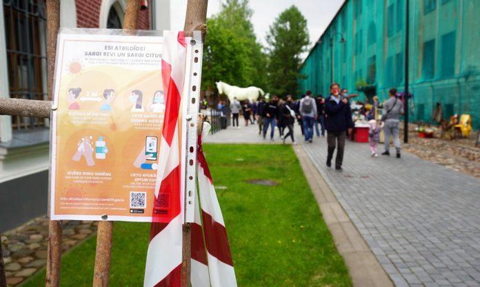 Даугавпилс, май 2021 года. Фото: Daugavpils pilsēta