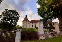 Яунпилсский замок. Фото: Виктория Трофимова-Гаике
