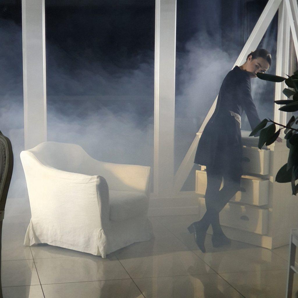 """Съёмка клипа """"Приди к себе"""". Фото из архива певицы ANAMALEYA (Лидия Бреска)"""