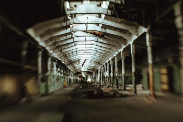 Помещения бывшего завода