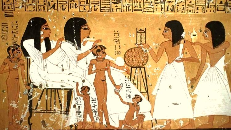 «Жизнь и нравы в Древнем Египте»