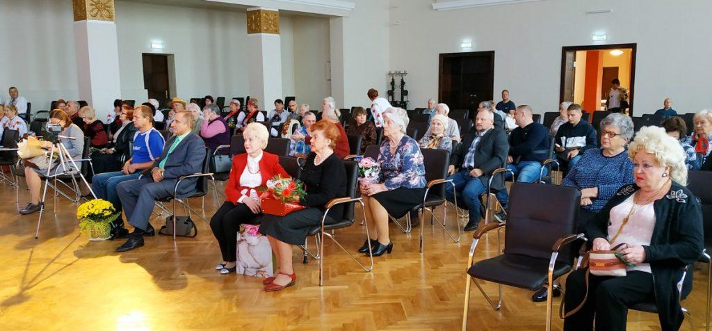Дни украинской культуры в сентябре 2020 года. Фото из архива Надежды Стаховской