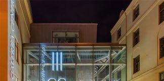 Galerija Centrs в Риге. Фото: arplan.lv