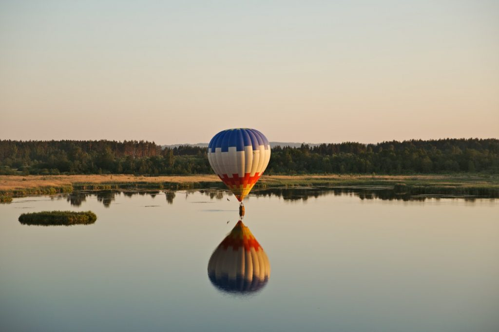 Фестиваль воздушных шаров 2021. Фото: Ирина Маскаленко