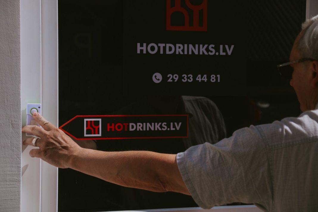 Интернет-магазин Hotdrinks.lv Фото: Настя Гавриленко