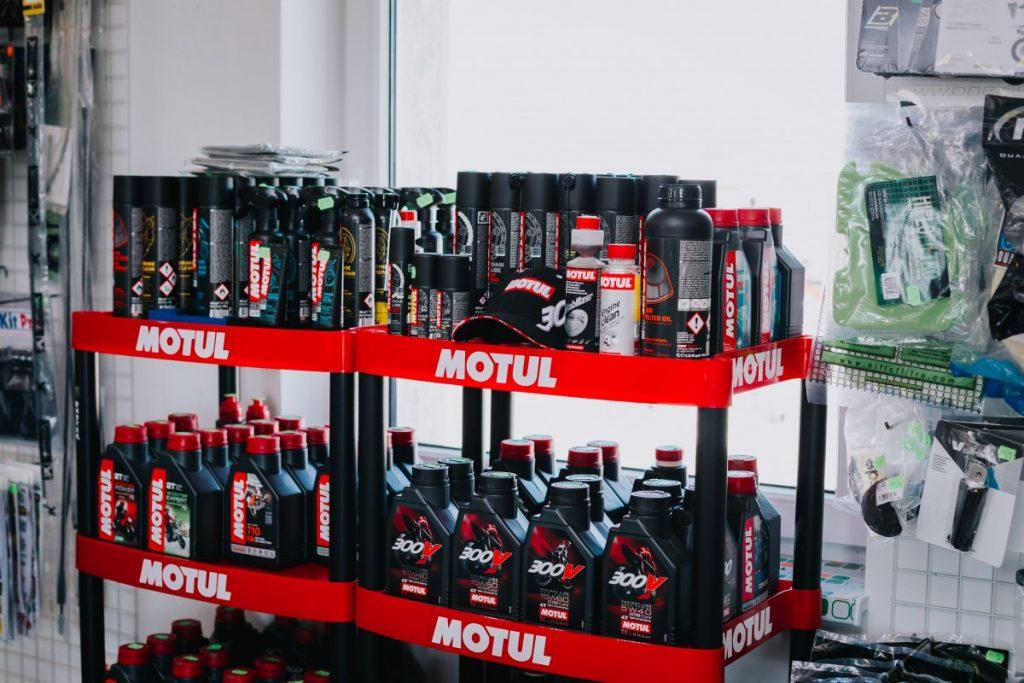 магазин для мотолюбителей «Moto-D». Фото: Ирина Маскаленко
