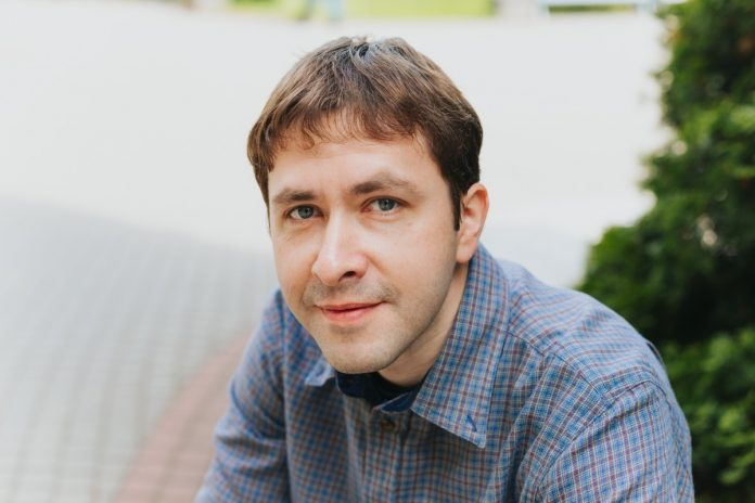 Вадим Мурашов. Фото: Ирина Маскаленко