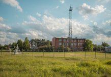 Нометню, 159 в Даугавпилсе. 15 июня 2021 года. Фото: Евгений Ратков