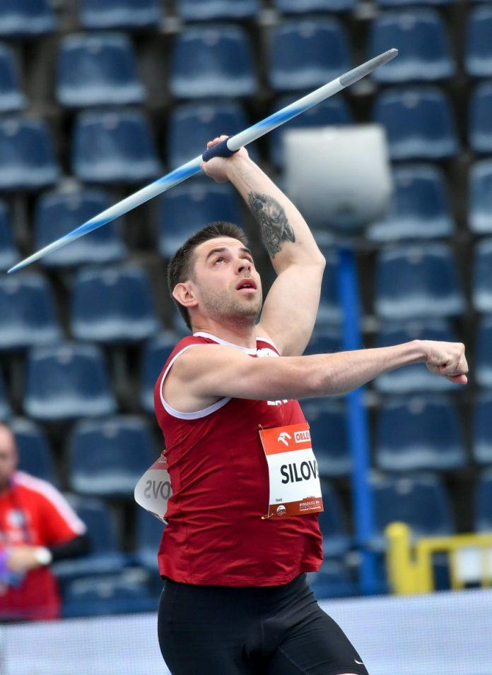 Дмитрий Силов. Фото: Latvijas Paralimpiskā komiteja