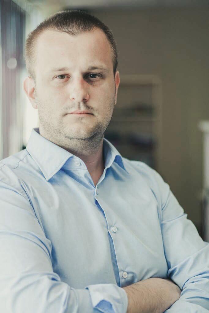 Сергей Мордань. Лицензированный детектив, владелец Raum Group.
