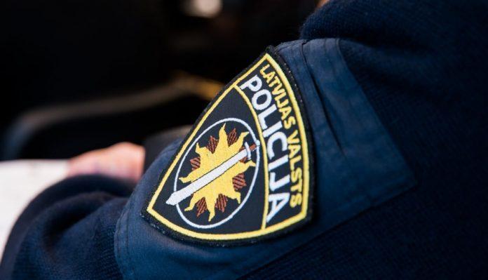 Фото: Valsts policija