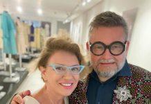 Александр Васильев и Жанна Дубска. Фото из личного архива Васильева