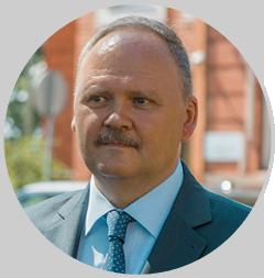 Алексей Васильев, первый вице-мэр Даугавпилса. Фото: Евгений Ратков