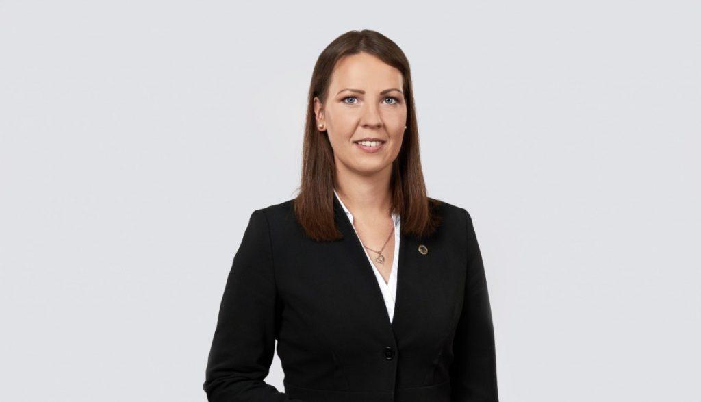 Анита Муйжниеце. Фото с сайта Министерства образования и науки
