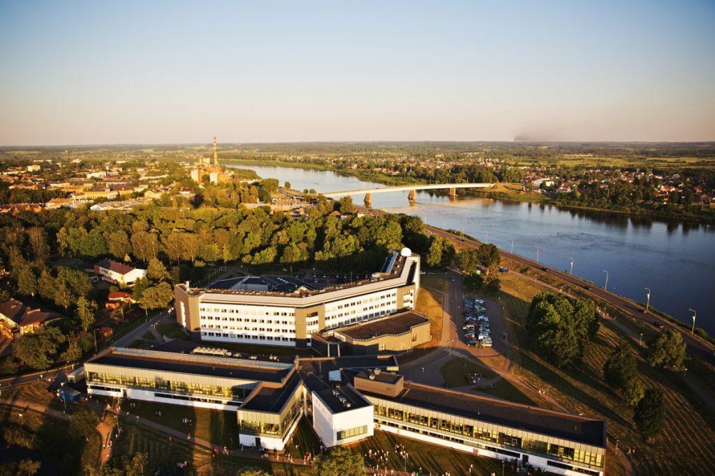 Даугавпилсский университет. Фото: Ирина Маскаленко