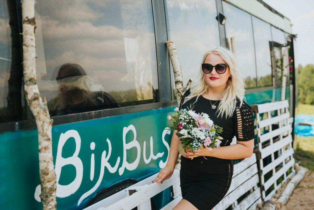 Ольга Панкова BIKBUS  Фото: Ирина Маскаленко