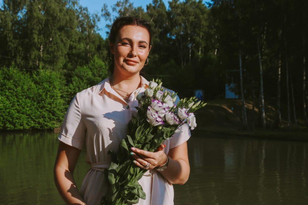 Анастасия Курсиша, координатор латгальского филиала ISMA