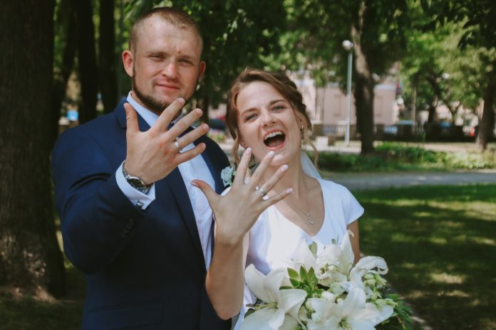 Свадебная пара недели: Геннадий и Илма. Фото: Настя Гавриленко